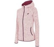 Moteriškas džemperis 4F PLD002, rožinis