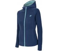 Moteriškas džemperis 4F POLAR PLD003, mėlynas