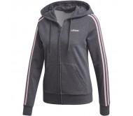Moteriškas džemperis adidas W Essentials 3S FZ HD DU0657
