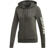 Moteriškas džemperis adidas W Essentials Linear FZ HD FJ5386