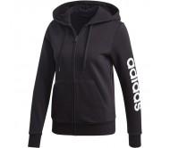 Moteriškas džemperis adidas W Essentials Linear FZ HD FL DP2417