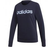 Moteriškas džemperis adidas W Essentials Linear Sweat EI0678
