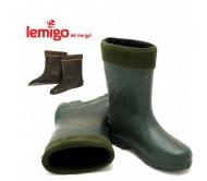 Moteriški  batai LEMIGO 869 Wellington Alaska