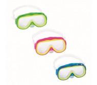 Nardymo akiniai Bestway Hydro-Swim Lil' Explora, įvairių sp.