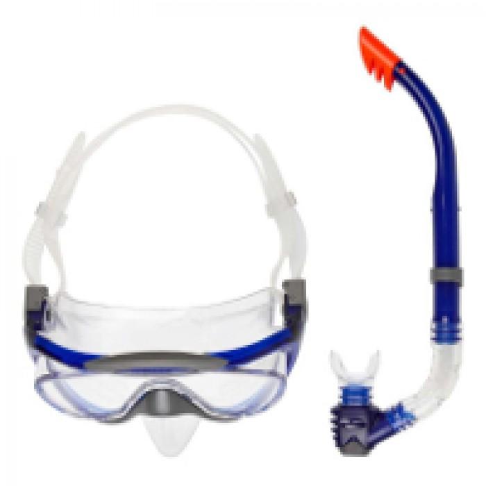 Nardymo kaukė su vamzdeliu Speedo Glide M S
