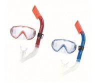 Nardymo rinkinys Bestway Hydro-Swim Blue Devil, įvairių sp., nardymo akiniai, vamzdelis