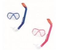Nardymo rinkinys Bestway Hydro-Swim Lil' Glider, įvairių sp., nardymo akiniai, vamzdelis
