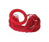 Neskęstantis virvė su 30,5m Žiedu