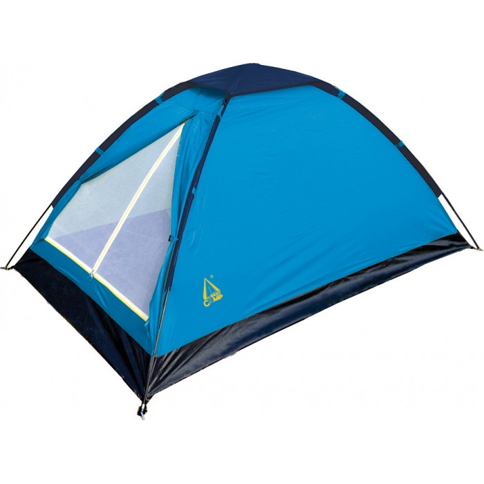 Palapinė Best Camp Bilby mėlyna 15111