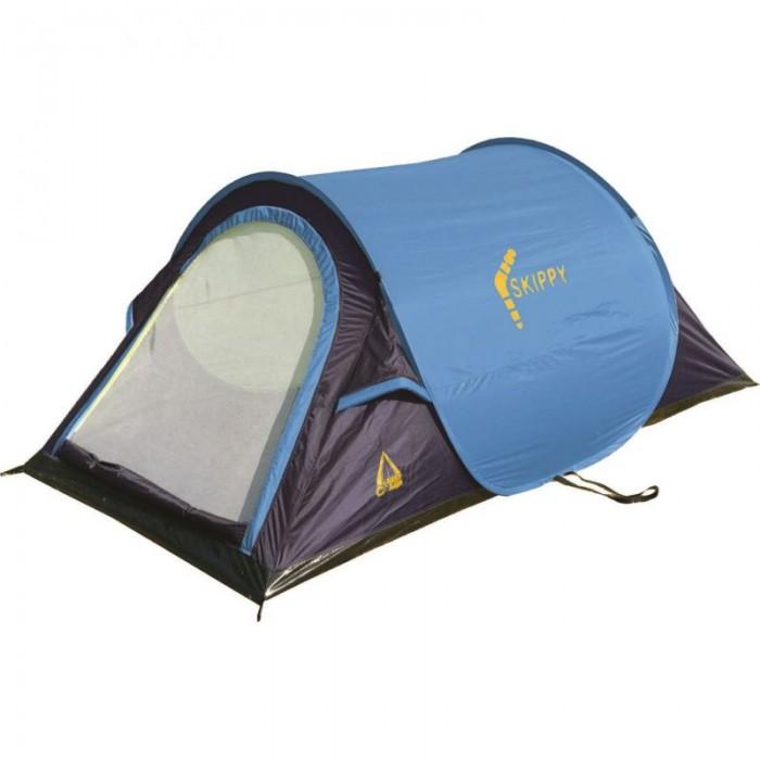 Palapinė Best Camp Skippy 2 niebieski 15116