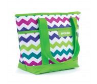 Paplūdimio krepšys Spokey ACAPULCO , žalias