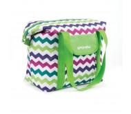 Paplūdimio krepšys Spokey SAN REMO, žalias