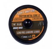 Pavadėlis ProLogic Python Metal Core LF 7M 35 LBS