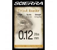Pavadėlis Scierra Trout Leader