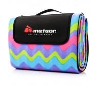 Pikniko kilimėlis METEOR 180x200 cm spalvotas
