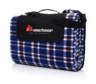 Pikniko kilimėlis METEOR 220x200 cm, mėlynos kaladėlės