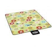 Pikniko kilimėlis Nils Camp NC2130 Flower, 150x130cm PE