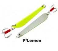 Pilkeris tribriaunis lenktas 125g P/Lemon