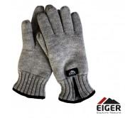 Pirštinės Eiger/Knitted Glove w/Zipper Melange