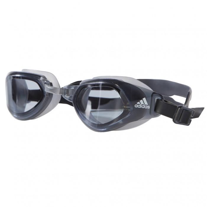 Plaukimo akiniai ADIDAS PERISTAR FIT BR1059, juodi