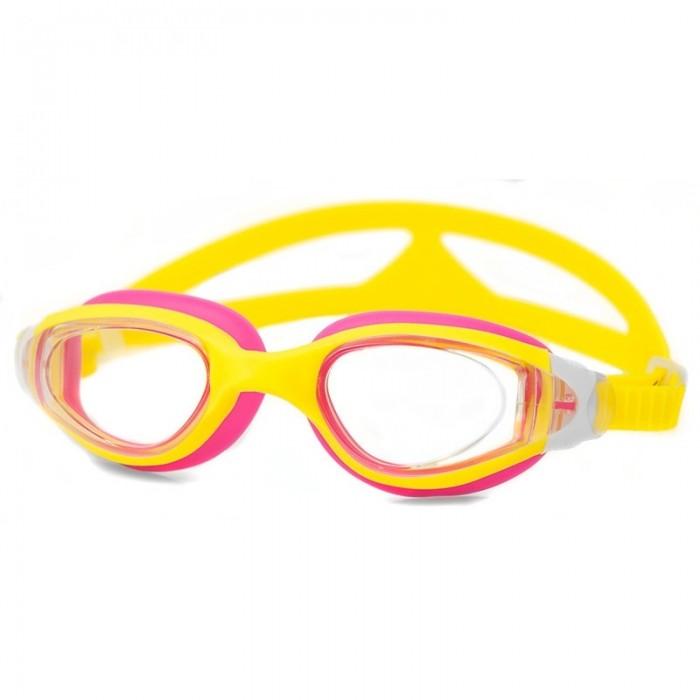 Plaukimo akiniai Agila Junior geltona/oranžinė