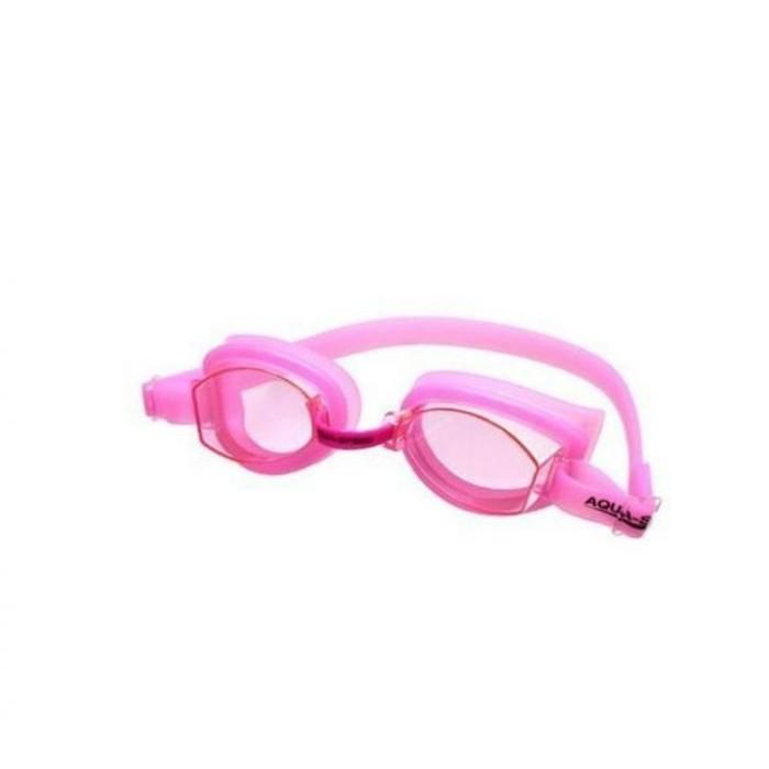 Plaukimo akiniai AQUA SPEED ASTI, rožiniai