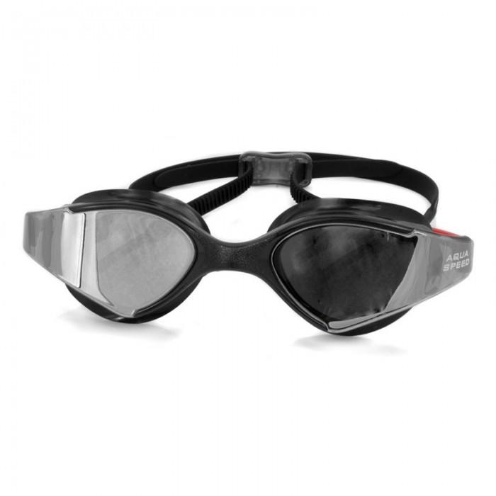 Plaukimo akiniai AQUA SPEED BLADE MIRROR