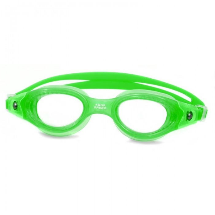 Plaukimo akiniai AQUA SPEED GOGLE PACIFIC JR green