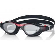 Plaukimo akiniai AQUA SPEED MAORI black-red