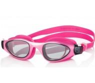 Plaukimo akiniai AQUA SPEED MAORI pink-white
