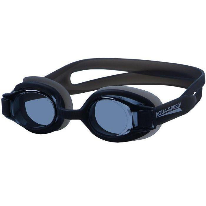 Plaukimo akiniai Atos black