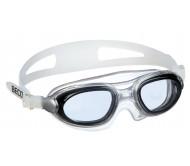 Plaukimo akiniai BECO PANORAMA, pilka