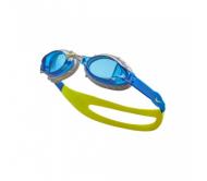 Plaukimo akiniai Nike JR NESSA188400 chrome, silver blue