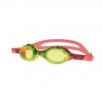 Plaukimo akiniai Spokey BARBUS, rožinė-geltona