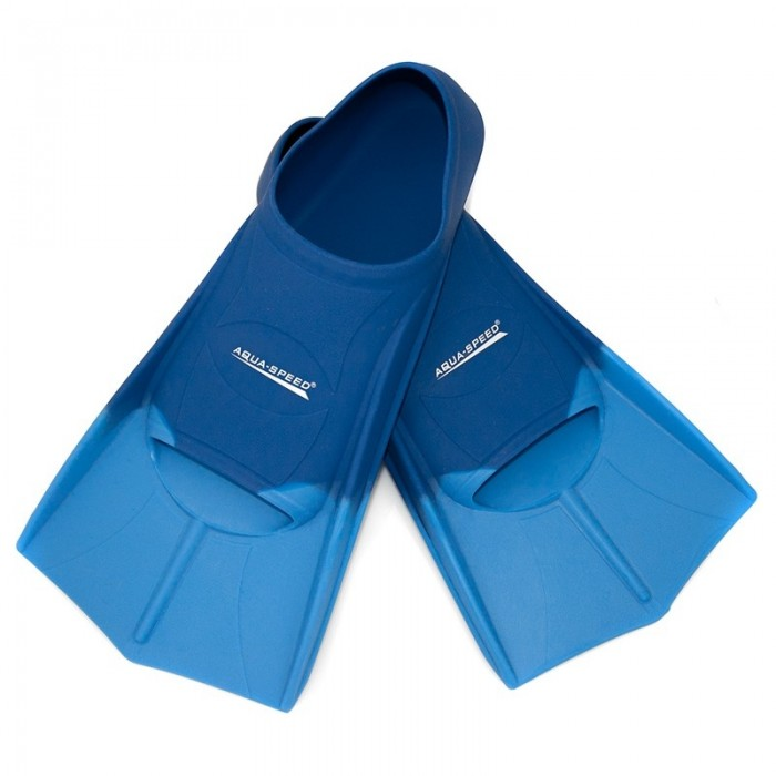 Plaukmenys AQUA SPEED TRAINING blue/dark blue