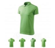 Polo marškinėliai ADLER Single J. Grass Green, unisex