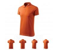 Polo marškinėliai ADLER Single J. Orange, unisex