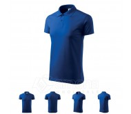 Polo marškinėliai ADLER Single J. Royal Blue, unisex