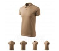 Polo marškinėliai ADLER Single J. Sand, unisex