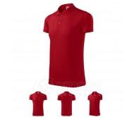 Polo marškinėliai ADLER Victory Red, unisex