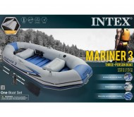Pripučiama valtis Intex MARINER 3 Boat Set, 297x127x46 cm
