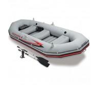 Pripučiama valtis Intex MARINER 4 Boat Set, 328x145x48 cm