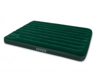 Pripučiamas čiužinys miegui INTEX 152x203x22 cm