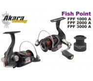 RITĖ AKARA FISH POINT FPF3000 4+1BB
