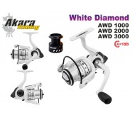 RITĖ AKARA WHITE DIAMOND 2000 4+1BB