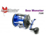 RITĖ MULTIPLIKATORINĖ SURF MASTER SEA MONSTER 70R