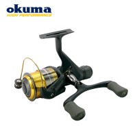Ritė OKUMA CARBONITE 35RD MATCH 2+1 BB AL SHALLOW +SPOOL