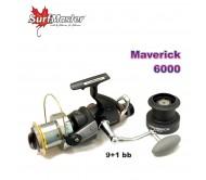 Ritė SURF MASTER Maverick MA 6000A 9 +1BB