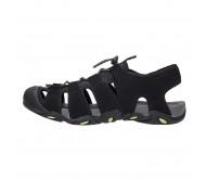 Sandalai 4F SAM003, juodi