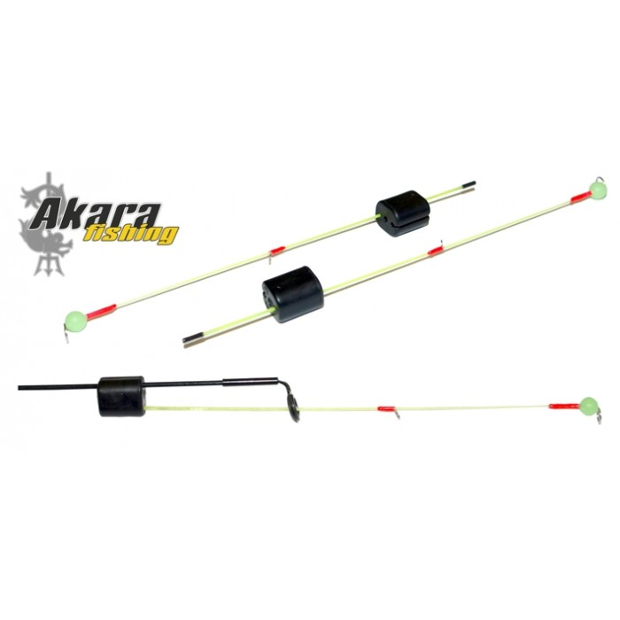 Sargelis AKARA ice Fishing nod Fiberglass 4.0-8.4g 140mm